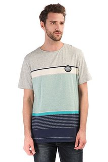 Футболка Rip Curl Stripes Cement Marle
