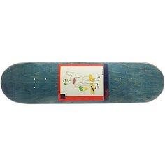 Дека для скейтборда для скейтборда Absurd SSS №2 Blue 32 x 8.125 (20.6 см)