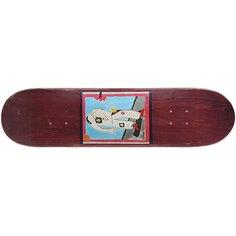 Дека для скейтборда для скейтборда Absurd SSS №1 Purple 32 x 8 (20.3 см)
