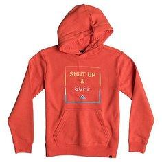Кенгуру детское Quiksilver Hood Shut Up Youth Poinciana