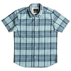 Рубашка в клетку детская Quiksilver Everycheckssyth Stone Blue Check