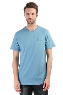 Футболка Billabong Support Powder Blue
