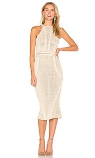 Платье миди palmara - AYNI
