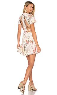 Расклешенное платье mercer - Zimmermann