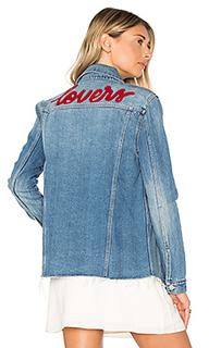 Джинсовая куртка james - Lovers + Friends