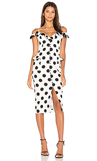 Spot midi dress - NICHOLAS