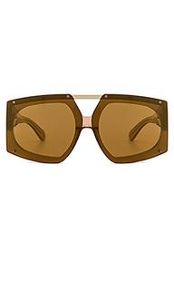Солнцезащитные очки salvador - Karen Walker