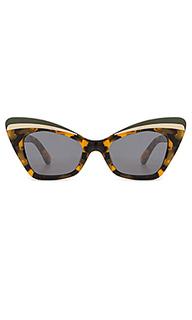 Солнцезащитные очки babou - Karen Walker