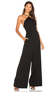 Crepe chain jumpsuit - T by Alexander Wang