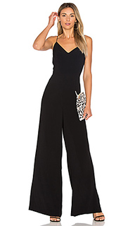 Lace up back jumpsuit - 1. STATE