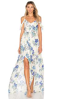 Хлопчатобумажное платье wren - Amanda Uprichard