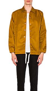 Атласная куртка long flight - CLOT