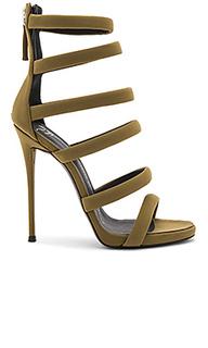 Туфли на каблуке alien - Giuseppe Zanotti