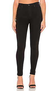 Petite kendall super stretch high-rise skinny jean - GRLFRND