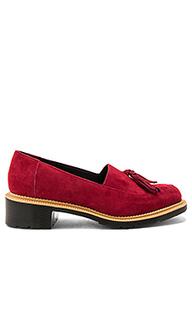 Favilla ii tassel slip on shoe - Dr. Martens