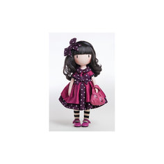 "Кукла Горджусс ""Божья Коровка"", 32 см, Paola Reina"