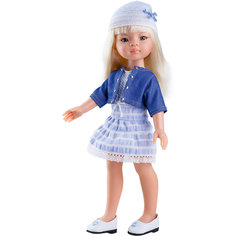 Кукла Маника, 32 см, Paola Reina