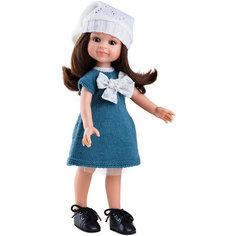 Кукла Клео, 32 см, Paola Reina