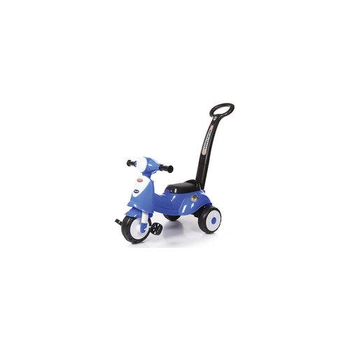 Каталка детская Smart Trike, синяя, Baby Care