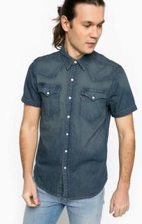 Джинсовая рубашка с короткими рукавами Levis®