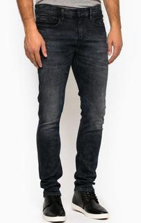 Темно-синие джинсы скинни Calvin Klein Jeans