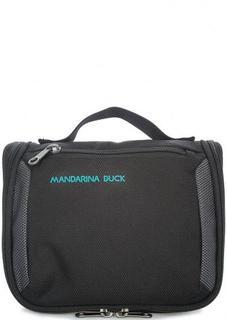 Текстильный несессер с одним отделом Mandarina Duck