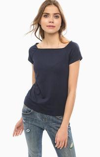 Базовая хлопковая футболка Tom Tailor