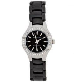 Часы с керамическим браслетом Anne Klein