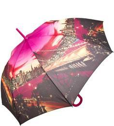 Разноцветный зонт-трость Zest