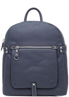 Синий рюкзак с одним отделом Picard