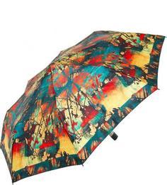 Складной разноцветный зонт Zest