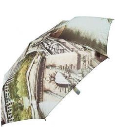 Складной зонт с разноцветным куполом Zest