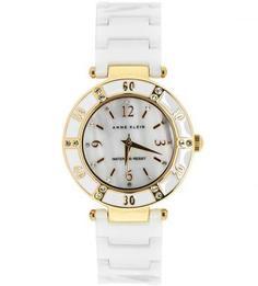 Часы с минеральным стеклом с защитным покрытием от царапин Anne Klein