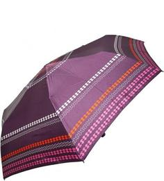 Фиолетовый зонт с прорезиненной ручкой Doppler