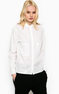 Белая рубашка свободного кроя Drykorn