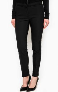 Черные зауженные брюки из хлопка Marciano Guess
