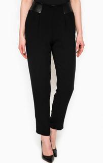 Зауженные черные брюки Marciano Guess