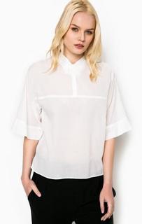 Блуза с расклешенными рукавами Drykorn