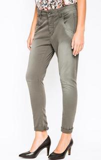 Серые брюки из хлопка Pepe Jeans