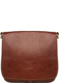 Кожаная сумка через плечо Boldrini