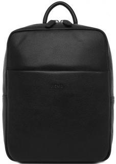 Черный рюкзак из натуральной кожи Picard