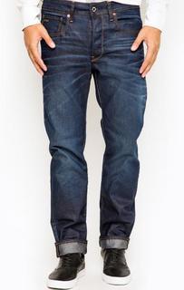 Зауженные джинсы на болтах G Star RAW