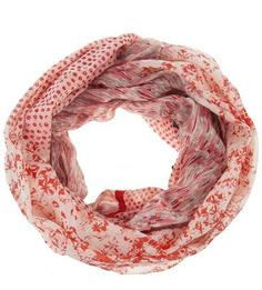 Хлопковый шарф-хомут More & More