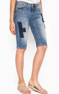Синие джинсовые шорты Blend She