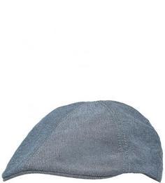 Синяя кепка из хлопка Goorin Bros.