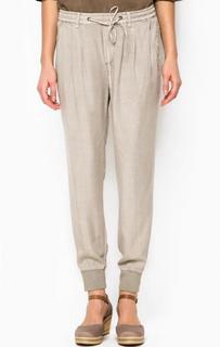 Серые брюки с манжетами Marc Opolo