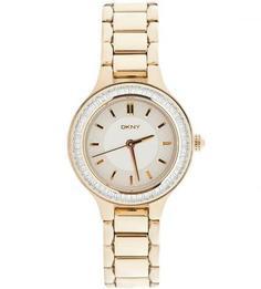 Часы с металлическим браслетом Dkny