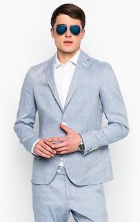 Повседневный пиджак синего цвета Marciano Guess