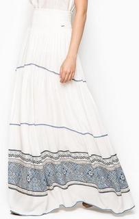 Длинная юбка из вискозы Kocca