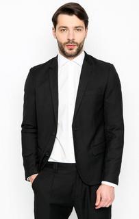 Классический черный пиджак Antony Morato